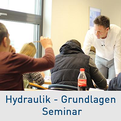 Hydraulik Grundlagen Seminar 11.-12. November 2020