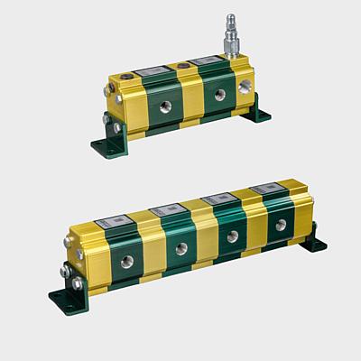 Zahnradmengenteiler RV-1D