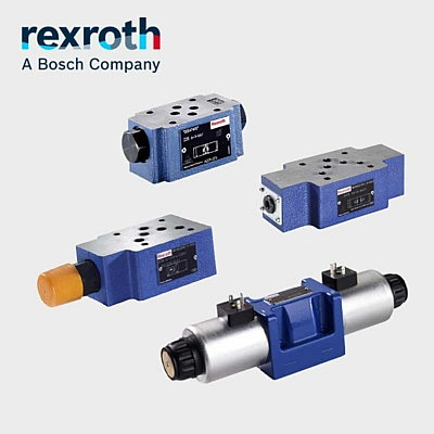 Rexroth Hydraulikventile