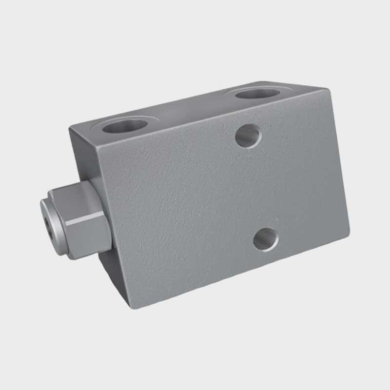 Entsperrbare-Rueckschlagventile-VBPSE für Rohrleitungseinbau