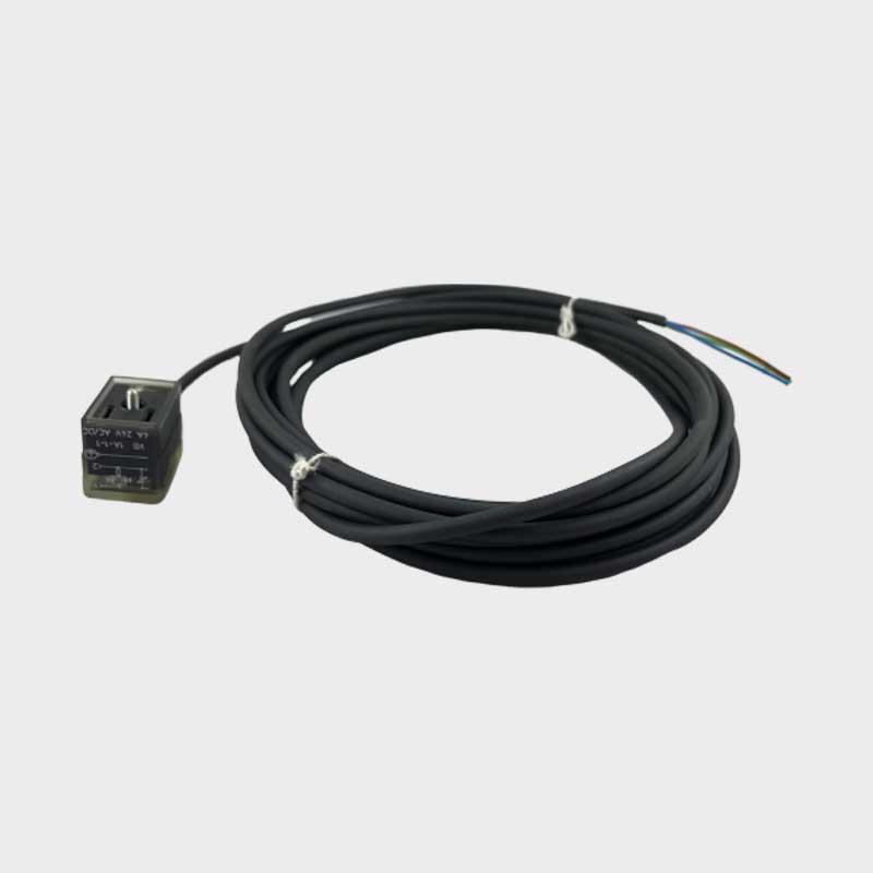 vorkonfektioniertes Kabel 5m mit Stecker Bauform B