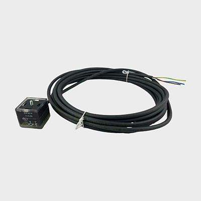 vorkonfektioniertes Kabel 5m mit Stecker Bauform A, 2+ PE