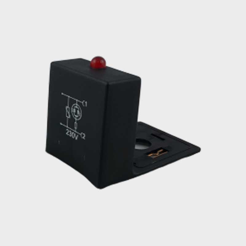 LED Leitungsanzeige 230VAC-DC 1