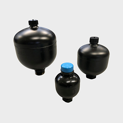 Hydraulik Membranspeicher