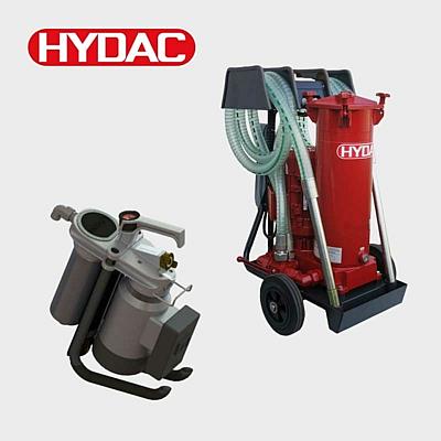 Filtergeräte von Hydac