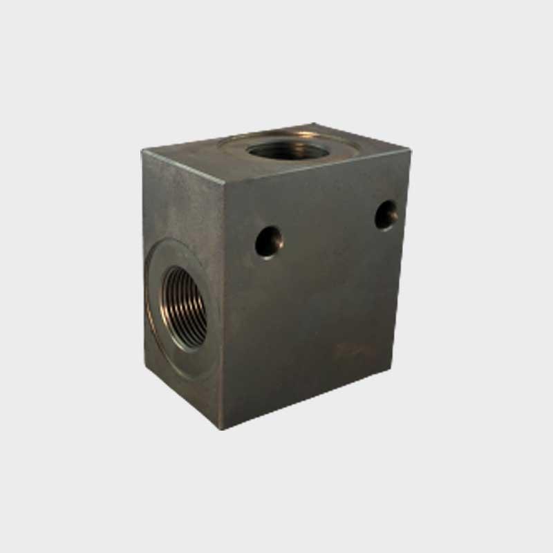 Rohranschlussgehäuse R12120-10X-01