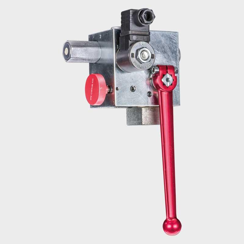 Sicherheits-, Absperrblock SSAB-1.0-20-EO/210-24VDC V 1