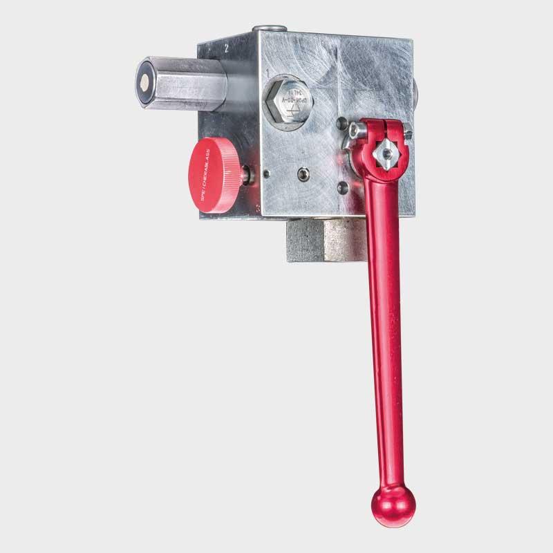 Sicherheits-, Absperrblock SSAB-1.0-20-H/350V 1