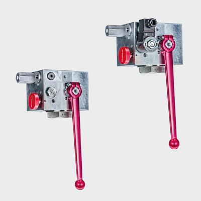 Sicherheits-, Absperrblock SSAB-1.0-30