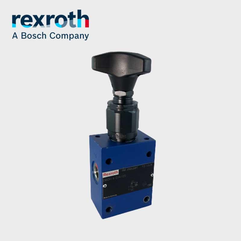 Druckbegrenzungsventil-DBDH-6 für Rohrleitungseinbau