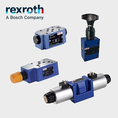 Rexroth Hydraulikventile