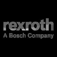 rexroth logo s/w