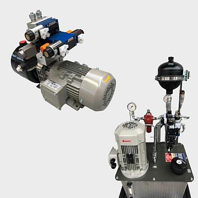 Sonder Hydraulikaggregate nach Kundenanforderung