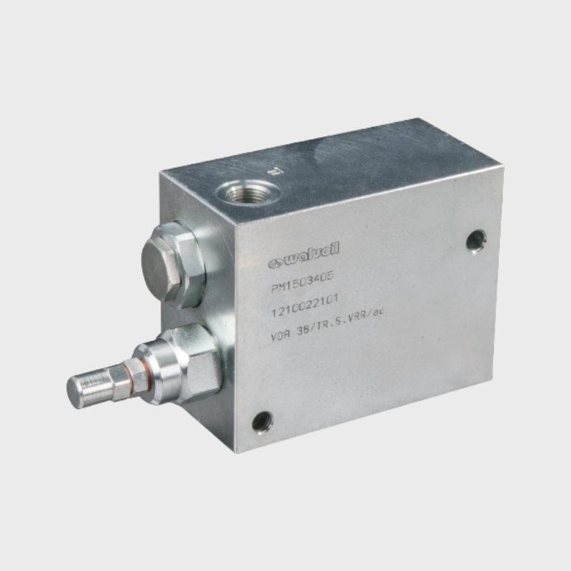 Speicherladeventil_VDA für Rohrleitungseinbau