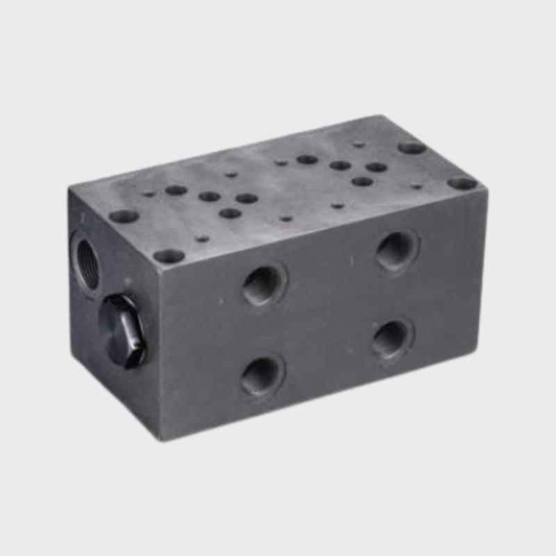 Reihenanschlussplatte MMC-03-T-2-2180 1