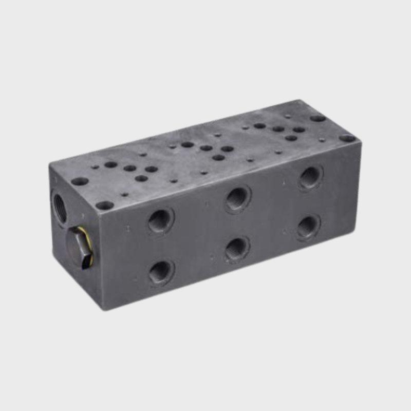 Reihenanschlussplatte MMC-03-T-3-2180 1