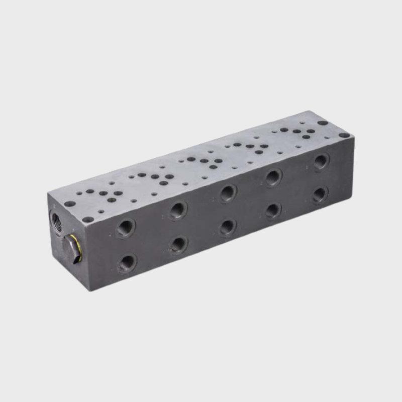 Reihenanschlussplatte MMC-03-T-5-2180 1