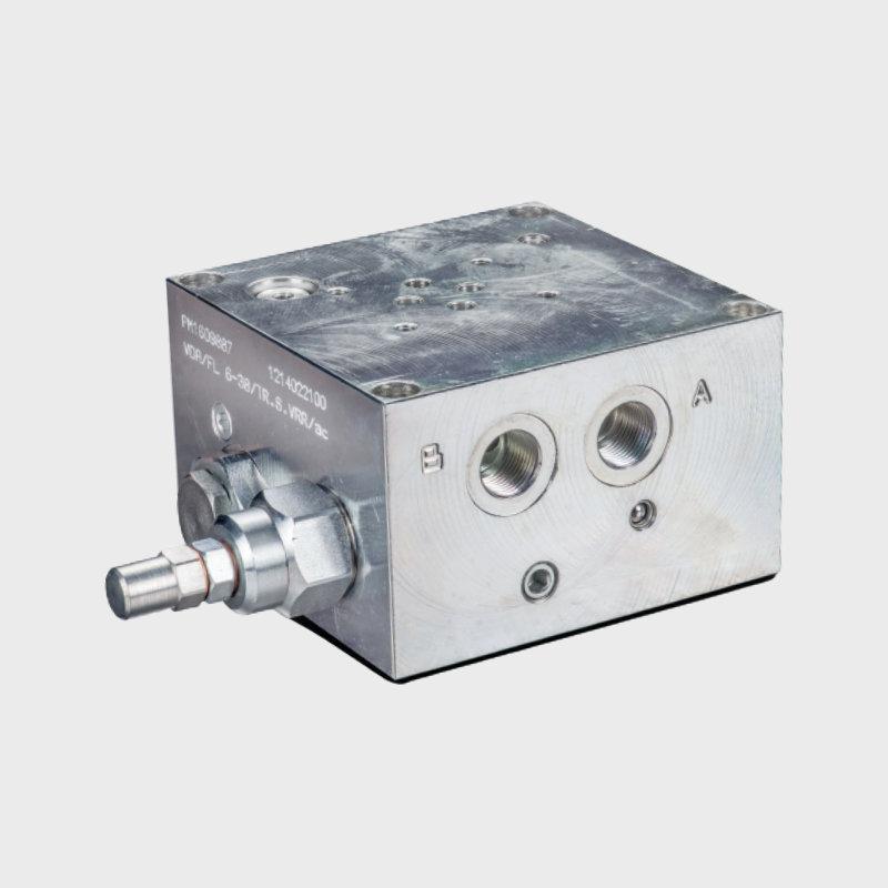Speicherladeventil VDA/FL 6-38/TR.S.VRR/ac 1