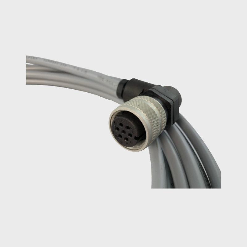 Kabel für Proportionalventil, 90° 5m 6PE 1