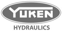 yuken hydraulics logo